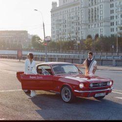 Каршеринг Форд Мустанг – эксклюзив от Яндекс Драйв